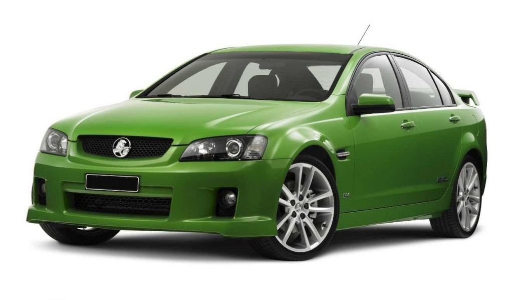 Flipped 2008 Holden Commodore_medium